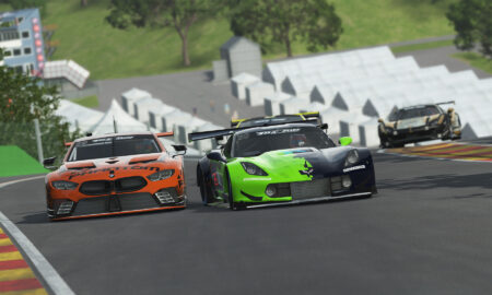 WATCH GT Pro Series Round 5, Spa-Francorchamps, Live