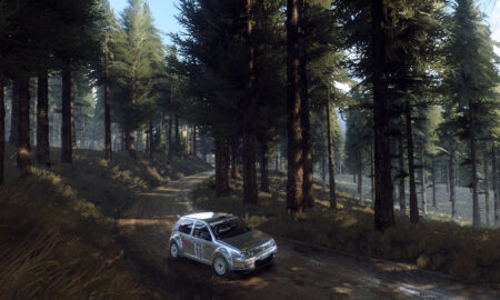 WATCH The simple pleasures of an F2 rally car, Scotland and DiRT Rally 2.0
