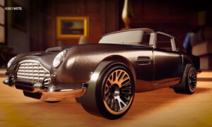 You can now drive Bond's Aston Martin DB5 in Hot Wheels Unleashed