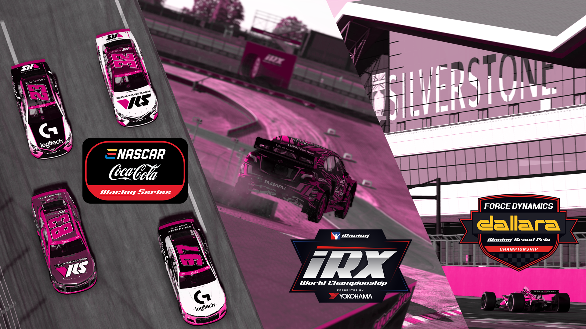 iRacing World Championships Preview: Week of 12th October