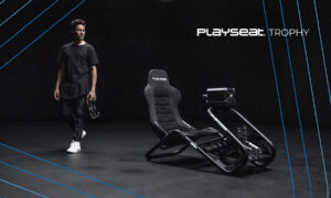 Playseat Trophy racing seat launches in November