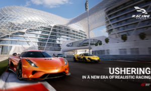 Racing Master mobile game enters second beta
